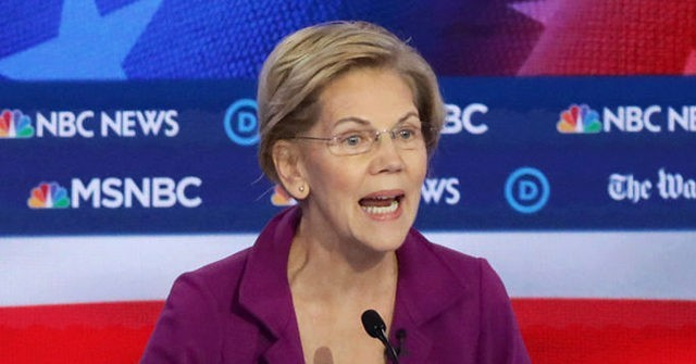 Warren: Trump is responsible for illegal immigration crisis