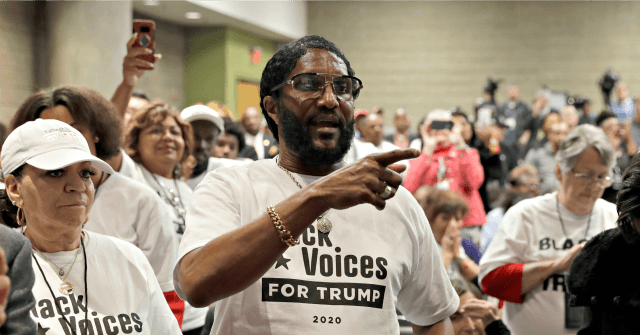 "Trump launches ""Black voters for Trump"" coalition"