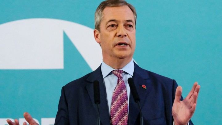 The Brexit party decides to step aside