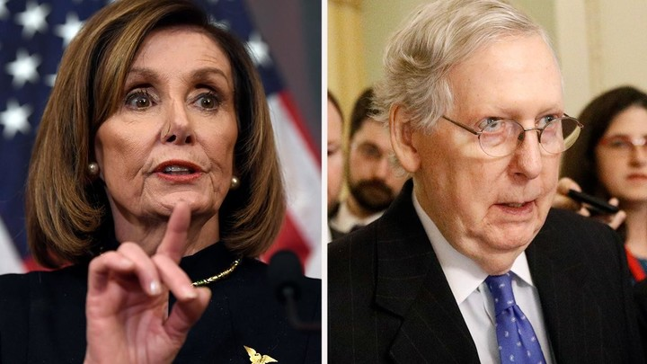 Toxic impeachment fight to continue