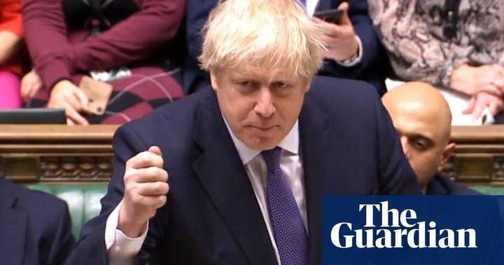 Johnson's Brexit bill passed