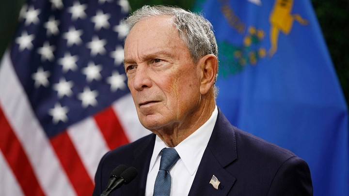 Michael Bloomberg might run for president?
