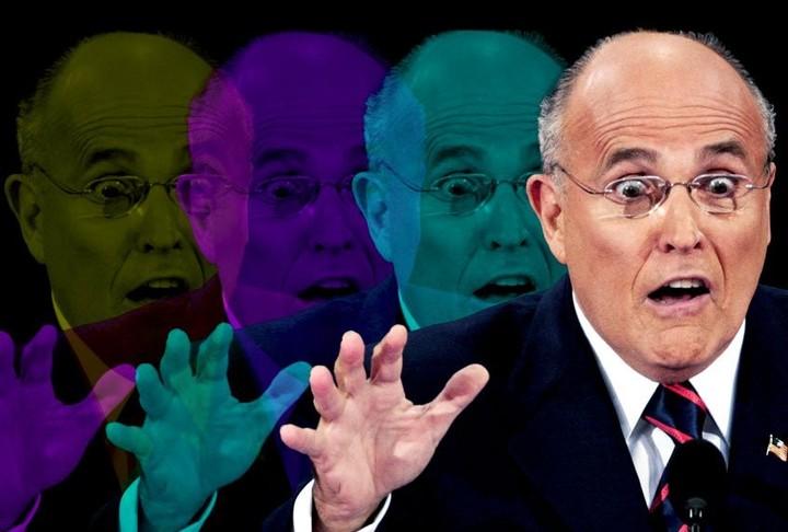 Giuliani's business dealings under scrutiny