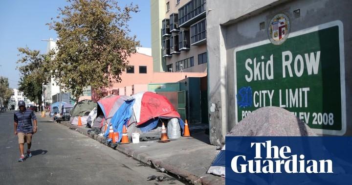 California's homeless crisis growing in magnitude