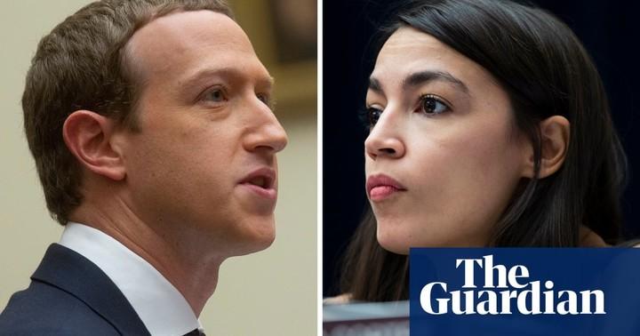 Ocasio-Cortez stumps Zuckerberg with her questions