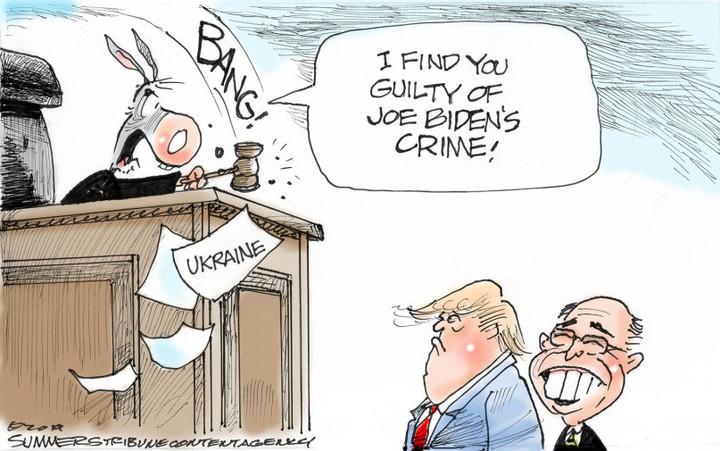 Guilty of Biden's crime