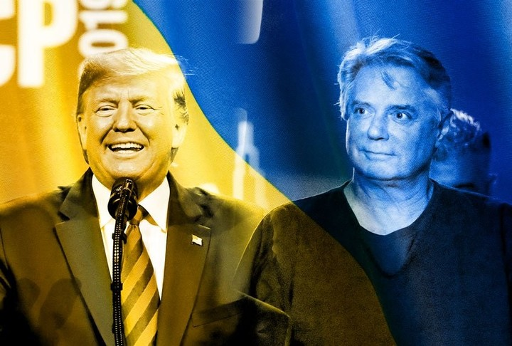 Why is Trump obsessed with Ukraine?