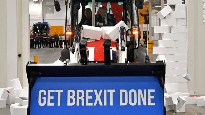 Brexit cannot be stopped, but it might take long