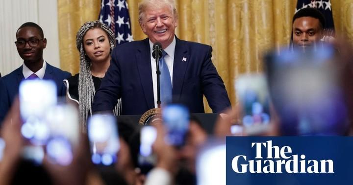 Trump organizes black youth summit