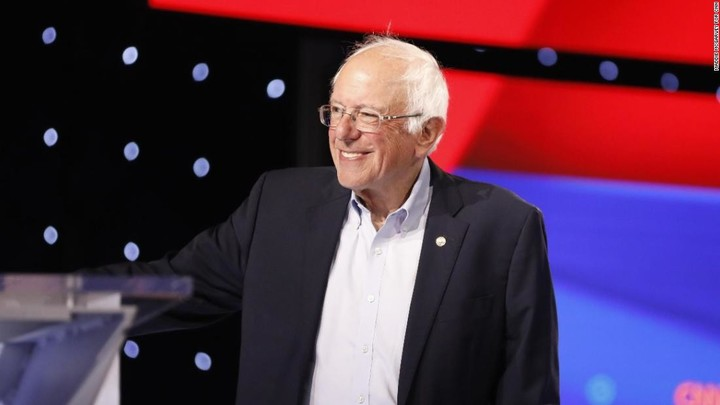 Who emerged as a star from the Dems debate?