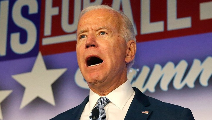 Biden snaps at reporters over Hunter