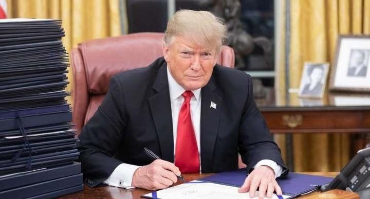Liberals declare that Trump is no longer president!