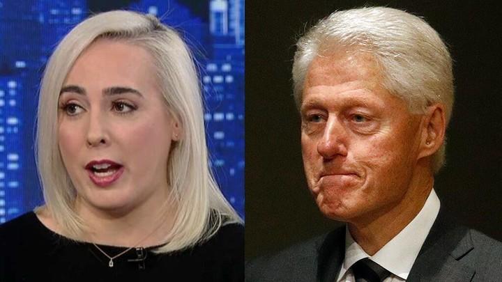Why is Bill Clinton under the radar in Epstein case?