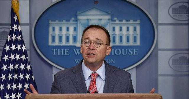 Mulvaney: Trump was concerned about corruption in Ukraine