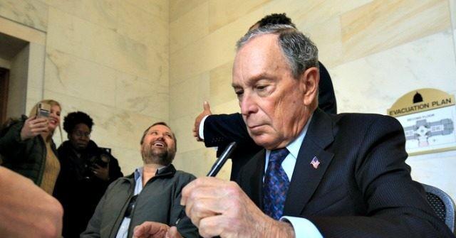 Bloomberg News have anti-Trump bias