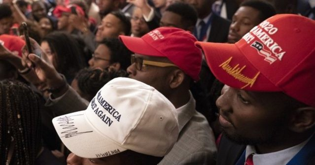 33% of Black voters would support Trump