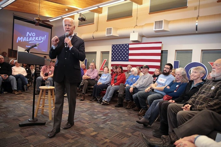 Biden incoherent about his son's dealings-No Malarkey?