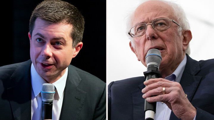 Buttigieg catches up with Sanders in New Hapmshire