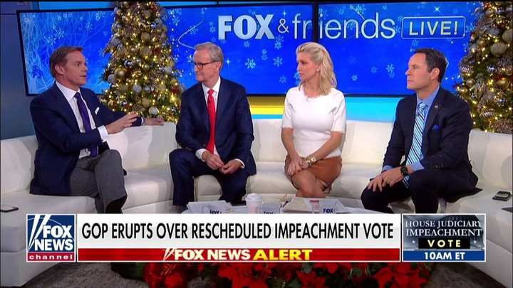 Americans do not care about this impeachment