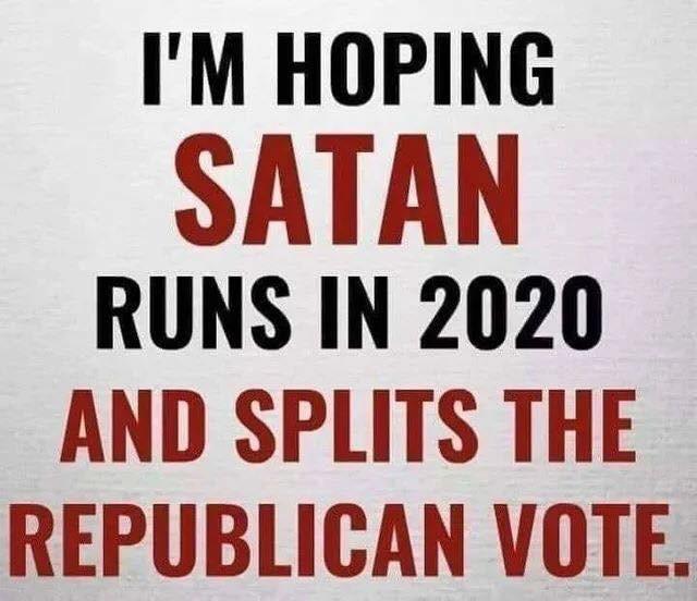Who can split the Republican vote?