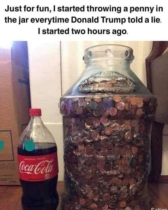 My jar is already full