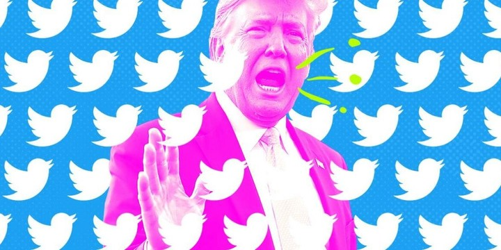 Check the 65 worst Trump tweets of the 2010s