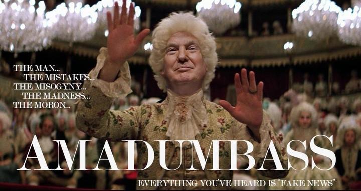 Not Wolfgang Amadeus
