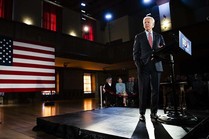 Why Biden cannot win the money race?