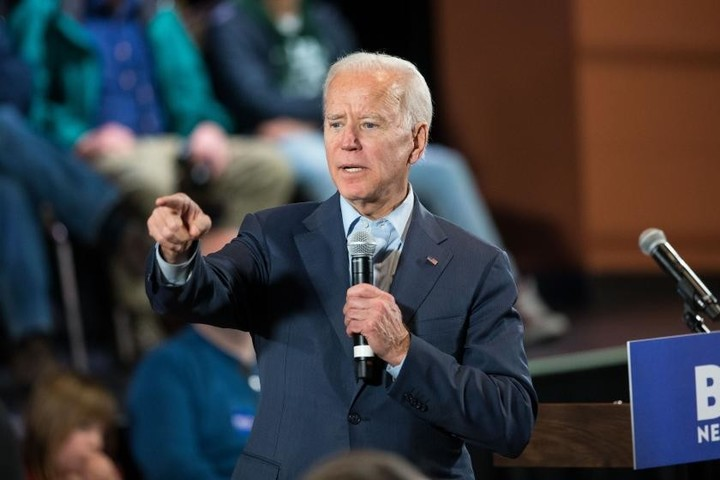 Biden leading Trump in two key swing states