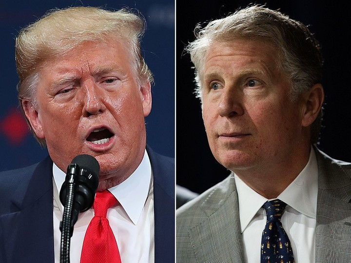 Trump must turn over his tax returns to the Manhattan District attorney