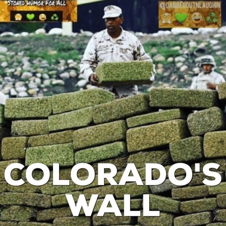 Colorado's wall