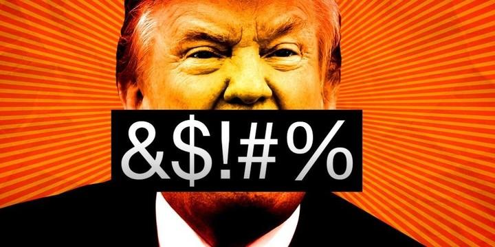 Trump: The cursing president