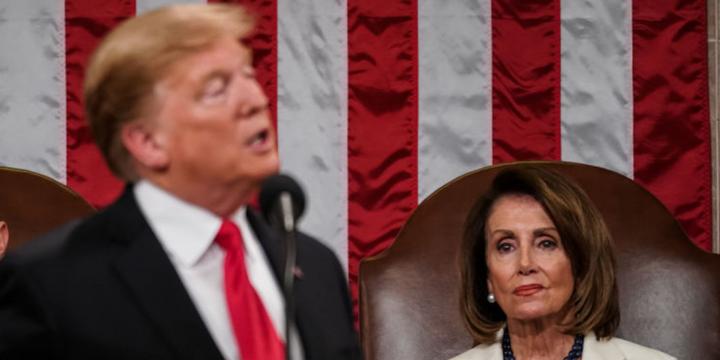 Pelosi is making Trump powerless
