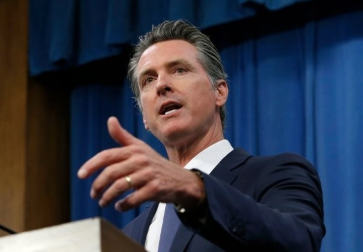 Gavin Newsom says he'll veto Trump-defying California environmental bill