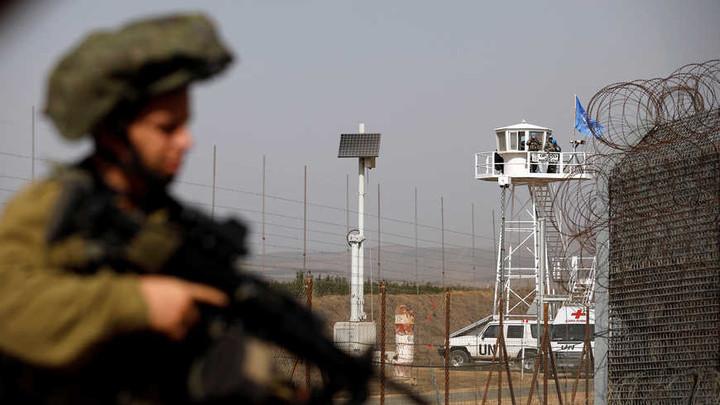 ISRAEL LEFT ABANDONED BY UNITED STATES