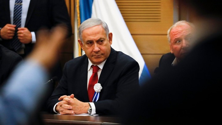 Benjamin Netanyahu Passes Up Mandate To Form A New Government - Israel