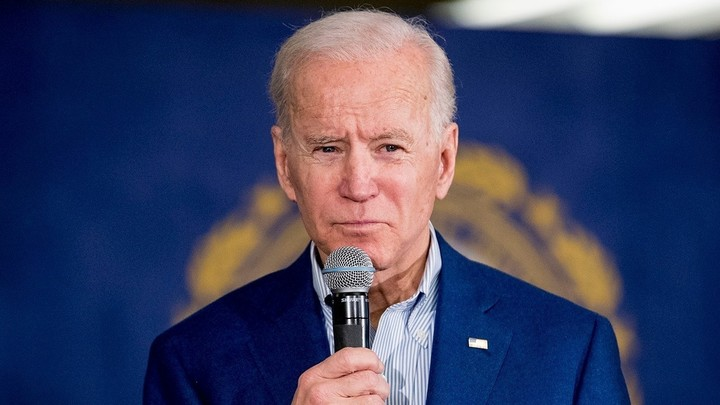 Biden turning to Wall Street for campaign funds