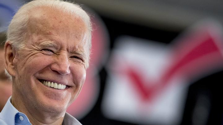 Biden mocks Buttigieg