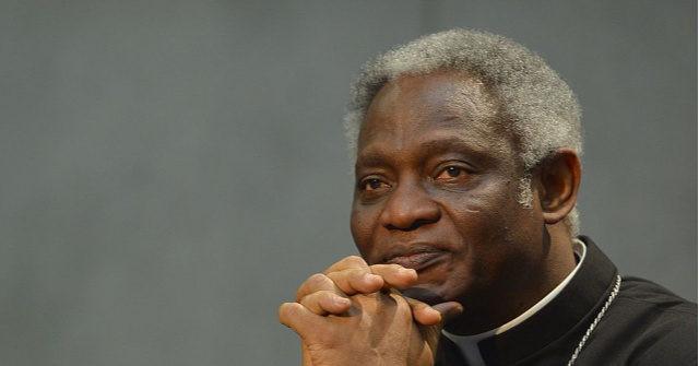 Vatican Cardinal: Humanity Is Facing 'Tsunami of Humanitarian Crises'