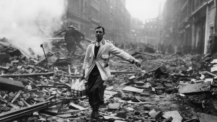 Coronavirus is nothing like the Second World War