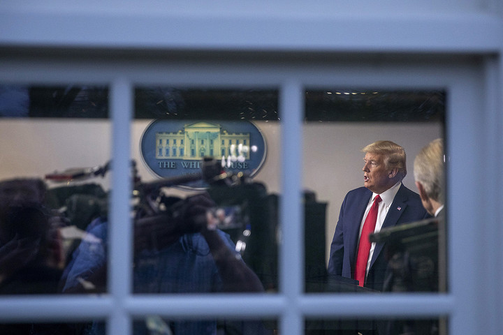 How Trump plans to defeat coronavirus