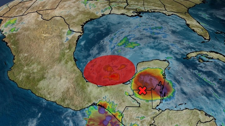 Gulf of Mexico an Area to Watch for Likely Development of a Tropical Depression or Storm This Week | The Weather Channel