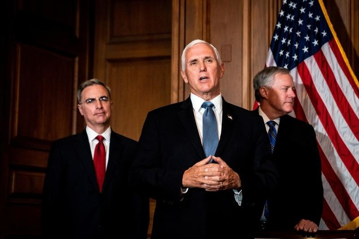 Explainer: How Mike Pence could temporarily assume control if Trump becomes incapacitated