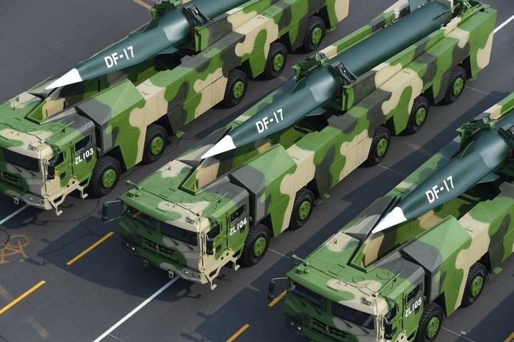 China deploys DF-17 hypersonic missiles across from Taiwan to prepare for invasion | Taiwan News