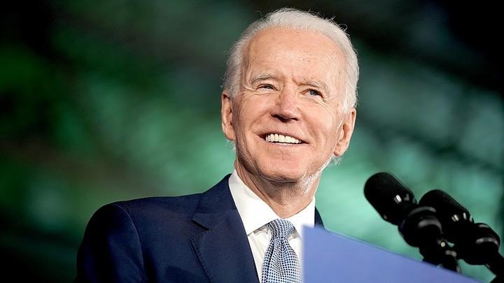 Biden sweeps three states