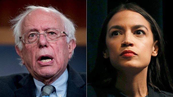 Sanders campaign irritated by Ocasio-Cortez?