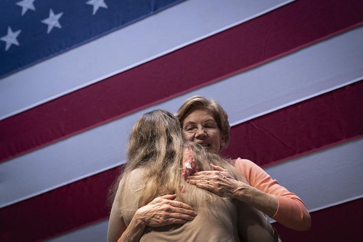Women disheartened to see Warren drop out of race