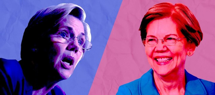 What brought about the demise of Liz Warren?
