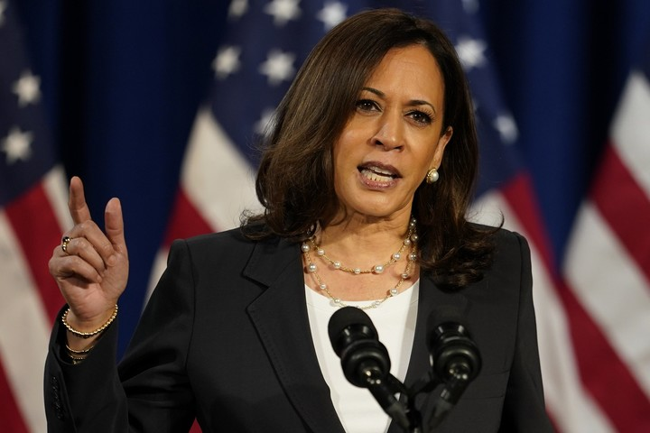 Harris warns suppression, interference could alter election