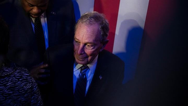 Will Bloomberg make Las Vegas debate stage?
